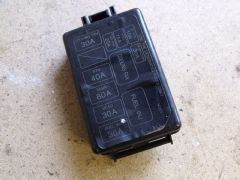 MAZDA MX5 EUNOS (MK1 1989 - 97) FUSE BOX COVER - UNDER BONNET   N001